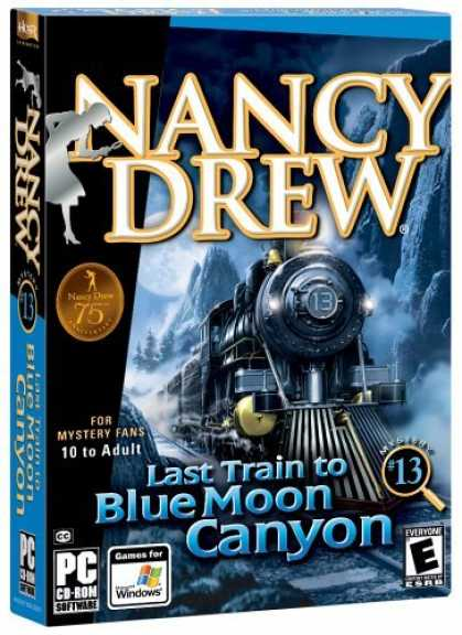 Bestselling Games (2006) - Nancy Drew: Last Train to Blue Moon Canyon