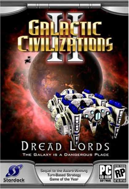 Bestselling Games (2006) - Galactic Civilizations 2: Dread Lords