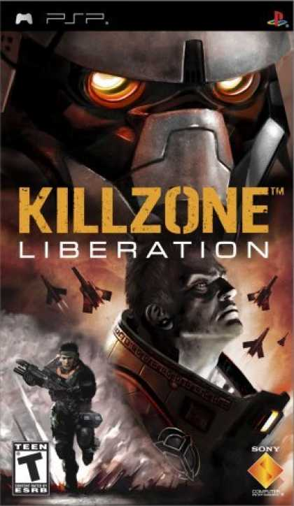 Bestselling Games (2006) - Killzone: Liberation