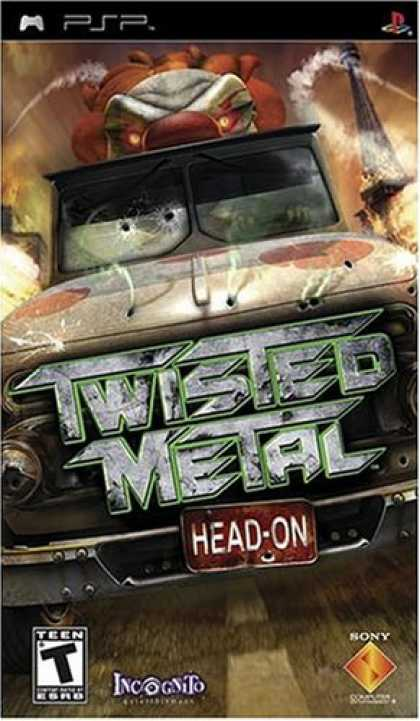 Bestselling Games (2006) - Twisted Metal Head-On