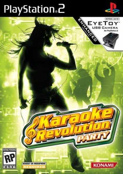 Bestselling Games (2006) - Karaoke Revolution Party
