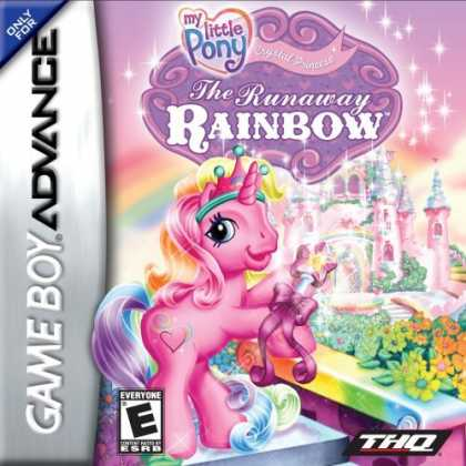 Bestselling Games (2006) - My Little Pony: The Runaway Rainbow