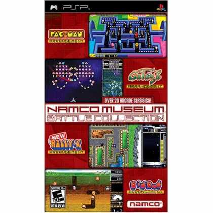 Bestselling Games (2006) - Namco Museum Battle Collection