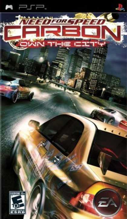 Bestselling Games (2006) - Need for Speed Carbon: Own the City