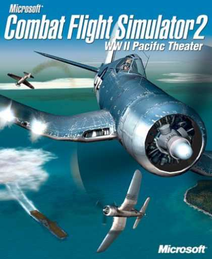 Bestselling Games (2006) - Microsoft Combat Flight Simulator 2: Pacific Theater