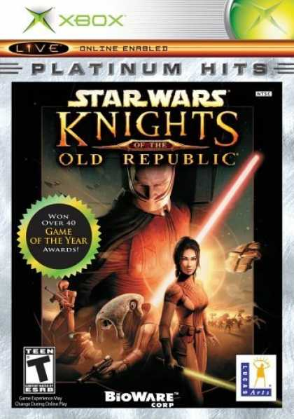Bestselling Games (2006) - Star Wars Knights of the Old Republic
