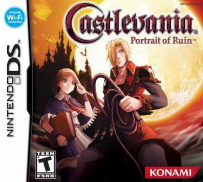 Bestselling Games (2006) - Castlevania: Portrait of Ruin