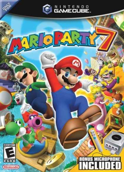 Bestselling Games (2006) - Mario Party 7