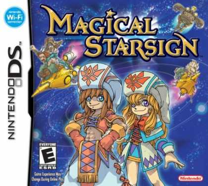Bestselling Games (2006) - Magical Starsign