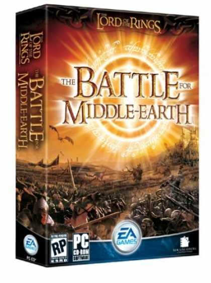 Bestselling Games (2006) - The Lord of the Rings: The Battle for Middle-Earth