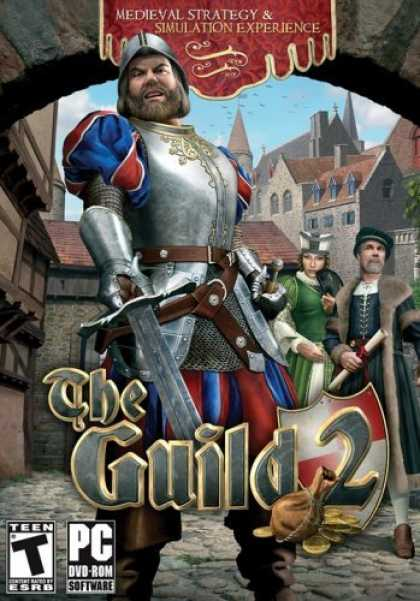 Bestselling Games (2006) - The Guild 2