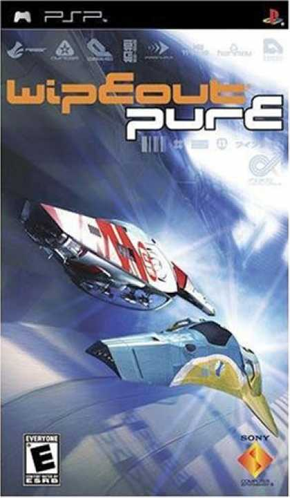 Bestselling Games (2006) - Wipeout Pure