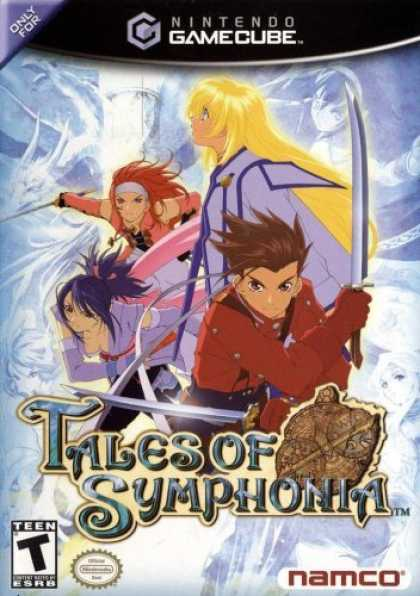 Bestselling Games (2006) - Tales of Symphonia
