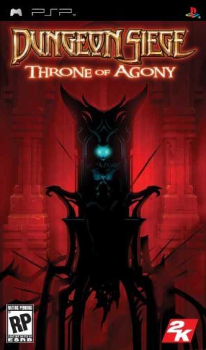 Bestselling Games (2006) - Dungeon Siege Throne of Agony