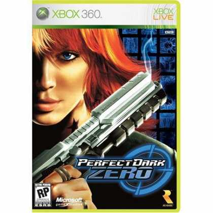 Bestselling Games (2006) - Perfect Dark Zero