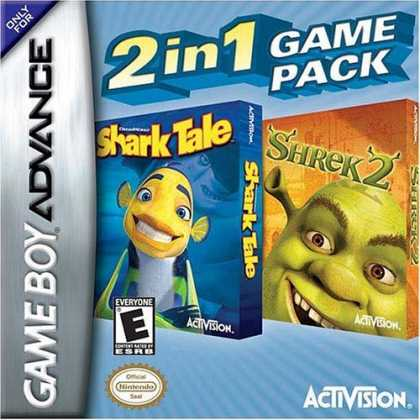 Bestselling Games (2006) - Shrek2/Shark Tale Bundle