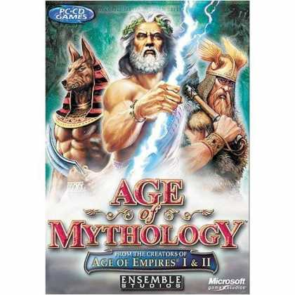 Bestselling Games (2006) - Age of Mythology Gold Edition