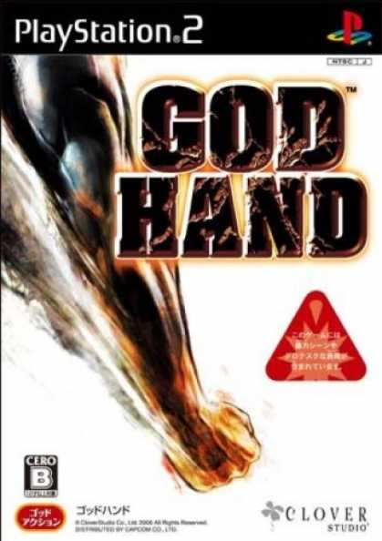 Bestselling Games (2006) - God Hand