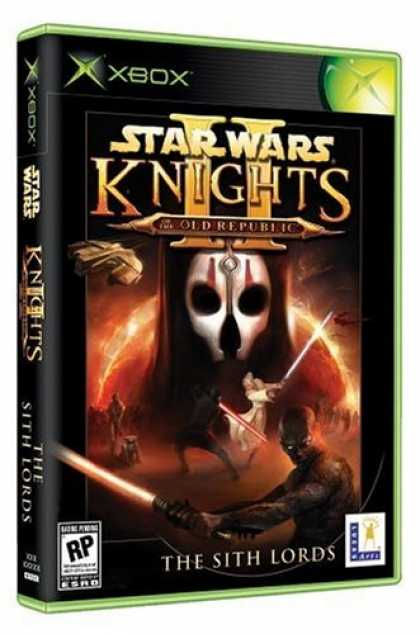 Bestselling Games (2006) - Star Wars Knights of the Old Republic II