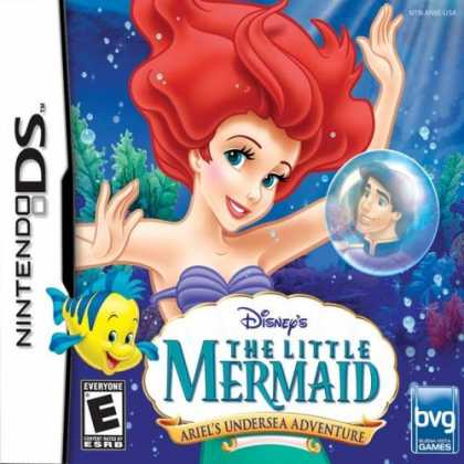 Bestselling Games (2006) - Disney's The Little Mermaid: Ariel's Underseas Adventure