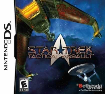 Bestselling Games (2006) - Star Trek Tactical Assault