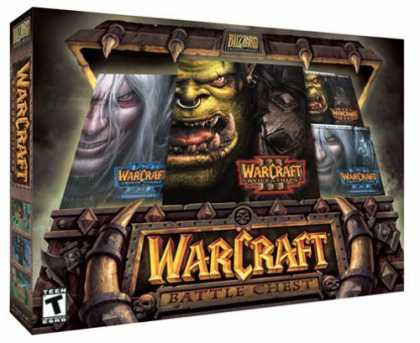 Bestselling Games (2006) - Warcraft III Battle Chest