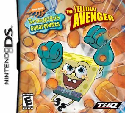 Bestselling Games (2006) - Spongebob Squarepants The Yellow Avenger