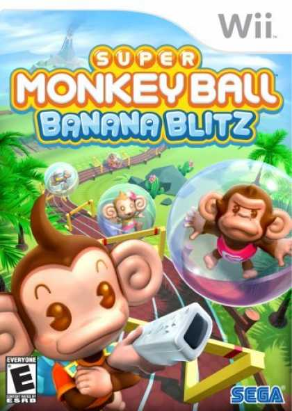 Bestselling Games (2006) - Super Monkey Ball Banana Blitz