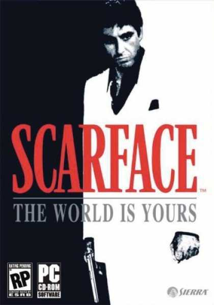 Bestselling Games (2006) - Scarface The World Is Yours