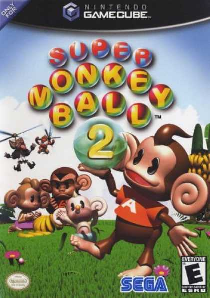 Bestselling Games (2006) - Super Monkey Ball 2