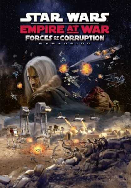 Bestselling Games (2006) - Star Wars Empire at War: Forces of Corruption