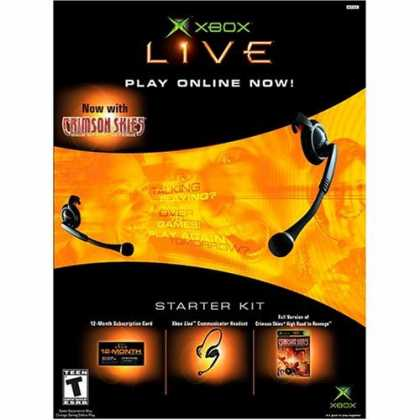 Bestselling Games (2006) - Xbox Live 12-Month Starter Kit