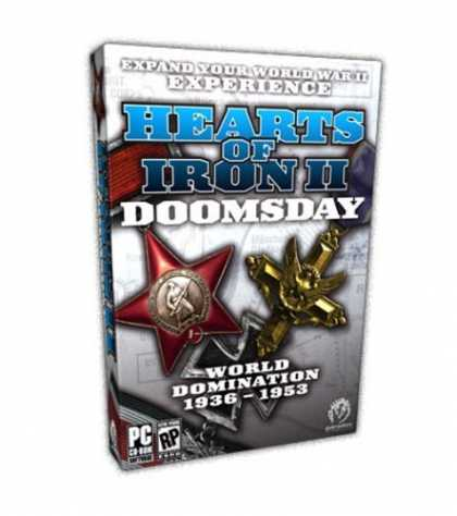 Bestselling Games (2006) - Hearts of Iron 2: Doomsday Expansion Pack