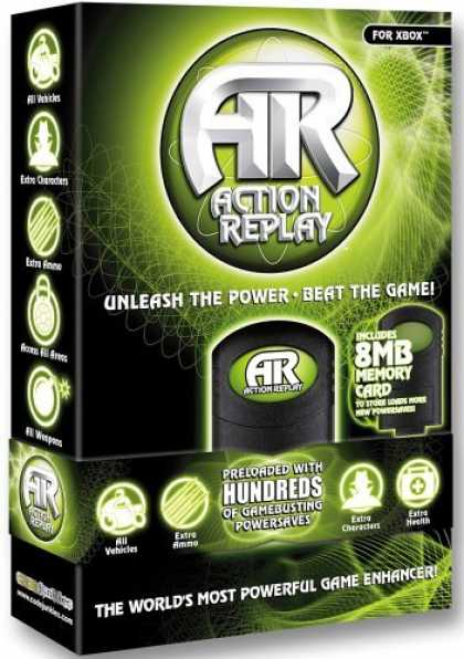 Bestselling Games (2006) - Xbox Action Replay
