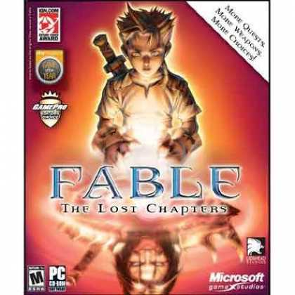 Bestselling Games (2006) - Fable: The Lost Chapters