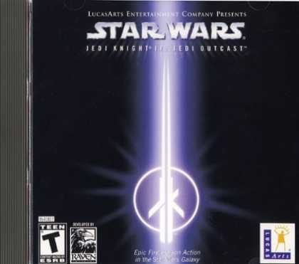 Bestselling Games (2006) - Star Wars: Jedi Knight II: Jedi Outcast (Jewel Case)