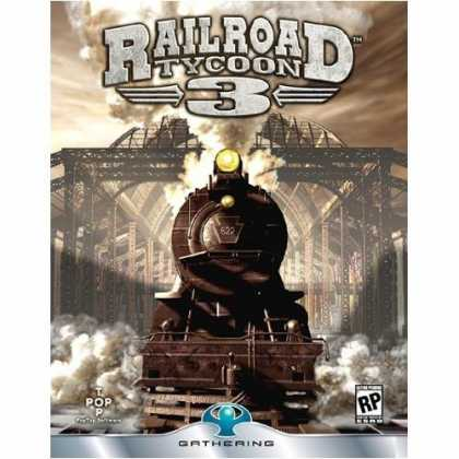 Bestselling Games (2006) - Railroad Tycoon 3