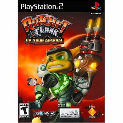 Bestselling Games (2006) - Ratchet & Clank Up Your Arsenal