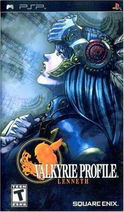 Bestselling Games (2006) - Valkyrie Profile: Lenneth