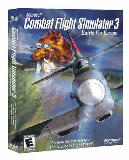 Bestselling Games (2006) - Microsoft Combat Flight Simulator 3: Battle for Europe