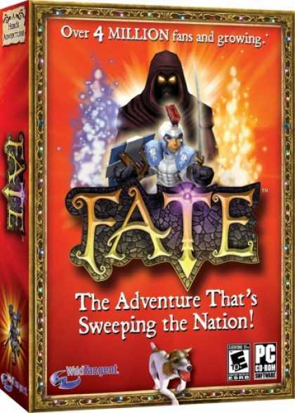 Bestselling Games (2006) - Fate