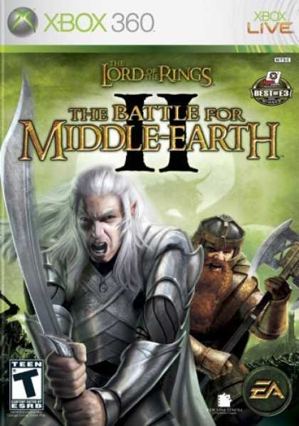 Bestselling Games (2006) - Lord of the Rings: The Battle for Middle-Earth II