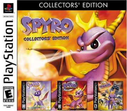 Bestselling Games (2006) - Spyro Collectors' Edition