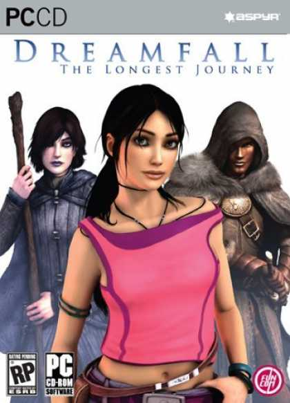 Bestselling Games (2006) - Dreamfall: The Longest Journey