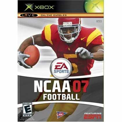 Bestselling Games (2006) - NCAA Football 2007