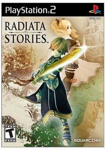 Bestselling Games (2006) - Radiata Stories