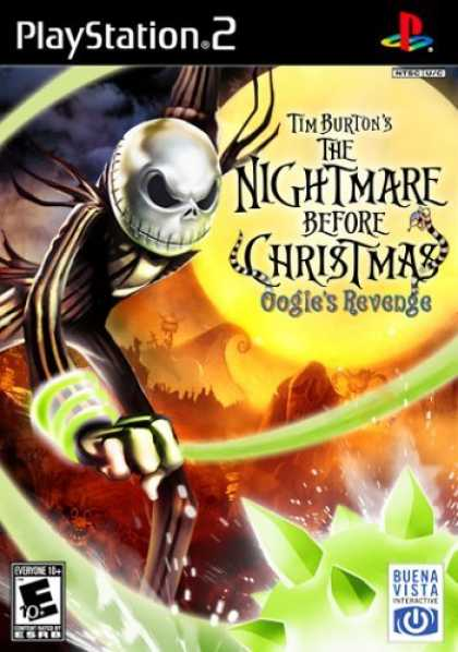 Bestselling Games (2006) - Tim Burton's The Nightmare Before Christmas Oogies Revenge