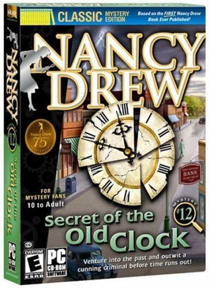 Bestselling Games (2006) - Nancy Drew: Secret Of the Old Clock