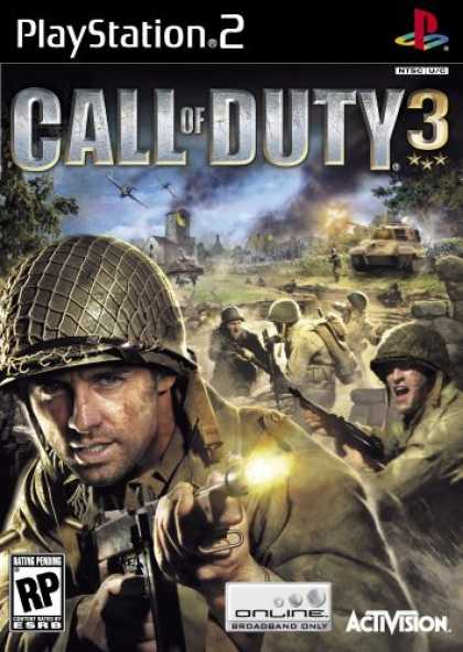 Bestselling Games (2006) - Call of Duty 3