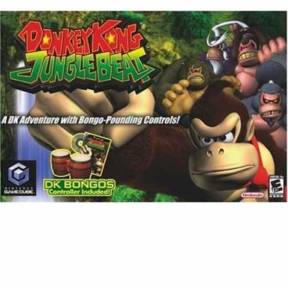 Bestselling Games (2006) - Donkey Kong Jungle Beat with Bongos